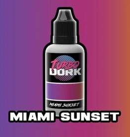 Turbo Dork Miami Sunset - Turboshift