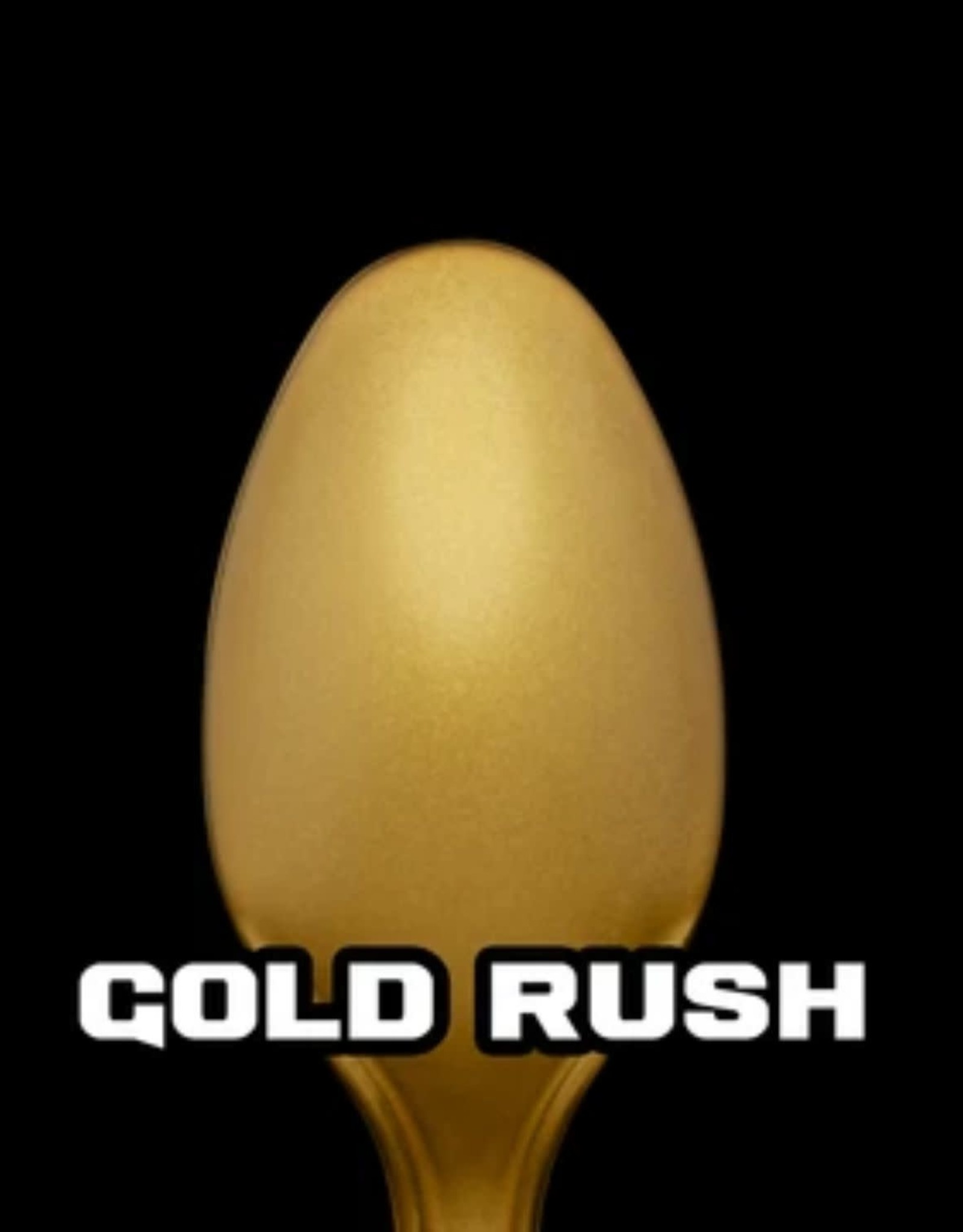 Turbo Dork Gold Rush - Metallic