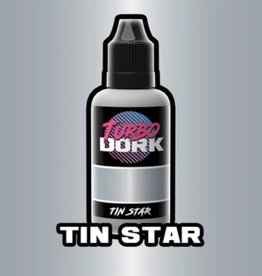 Turbo Dork Tin Star - Metallic