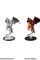 Dungeons & Dragons D&D NMU - Young Red Dragon