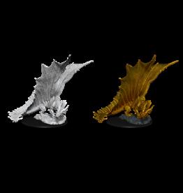 Dungeons & Dragons D&D NMU - Young Gold Dragon