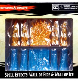 Dungeons & Dragons D&D NMU - Walls of Fire and Ice