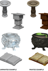 Dungeons & Dragons D&D NMU - Witch's Den
