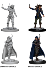 Dungeons & Dragons D&D NMU - Human Female Rogue