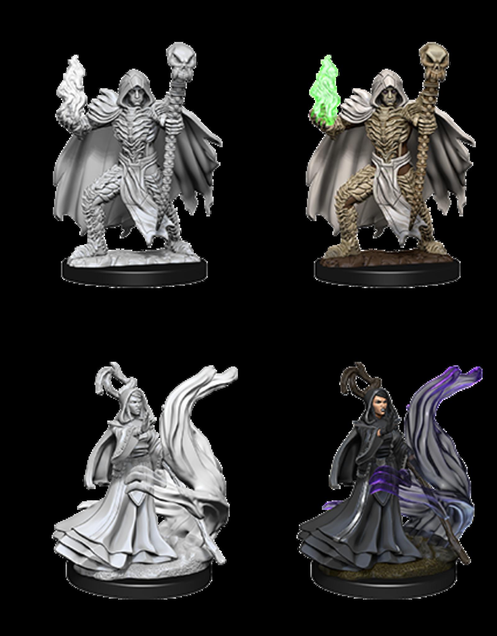 Dungeons & Dragons D&D NMU - Necromancers