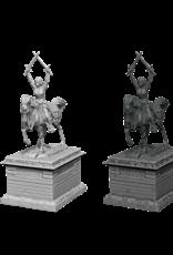 Dungeons & Dragons D&D NMU - Heroic Statue