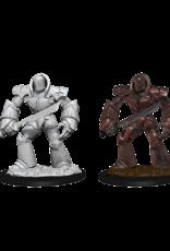 Dungeons & Dragons D&D NMU - Iron Golem