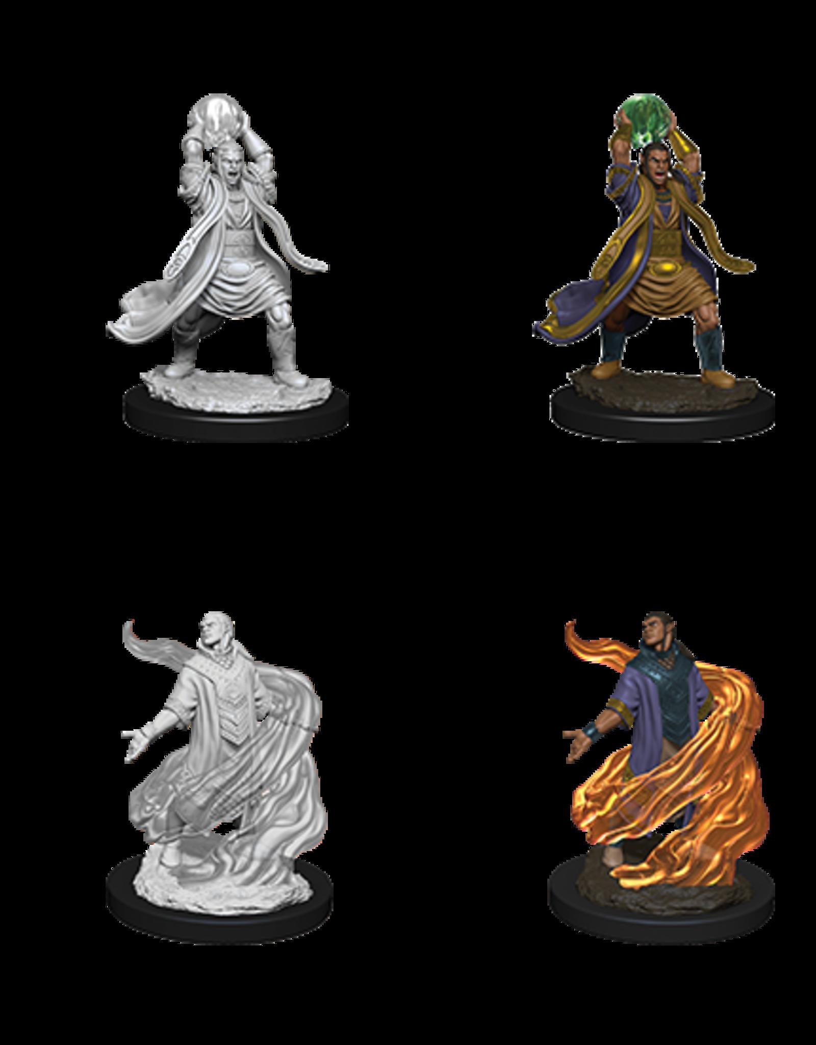 Dungeons & Dragons D&D NMU - Elf Sorcerer