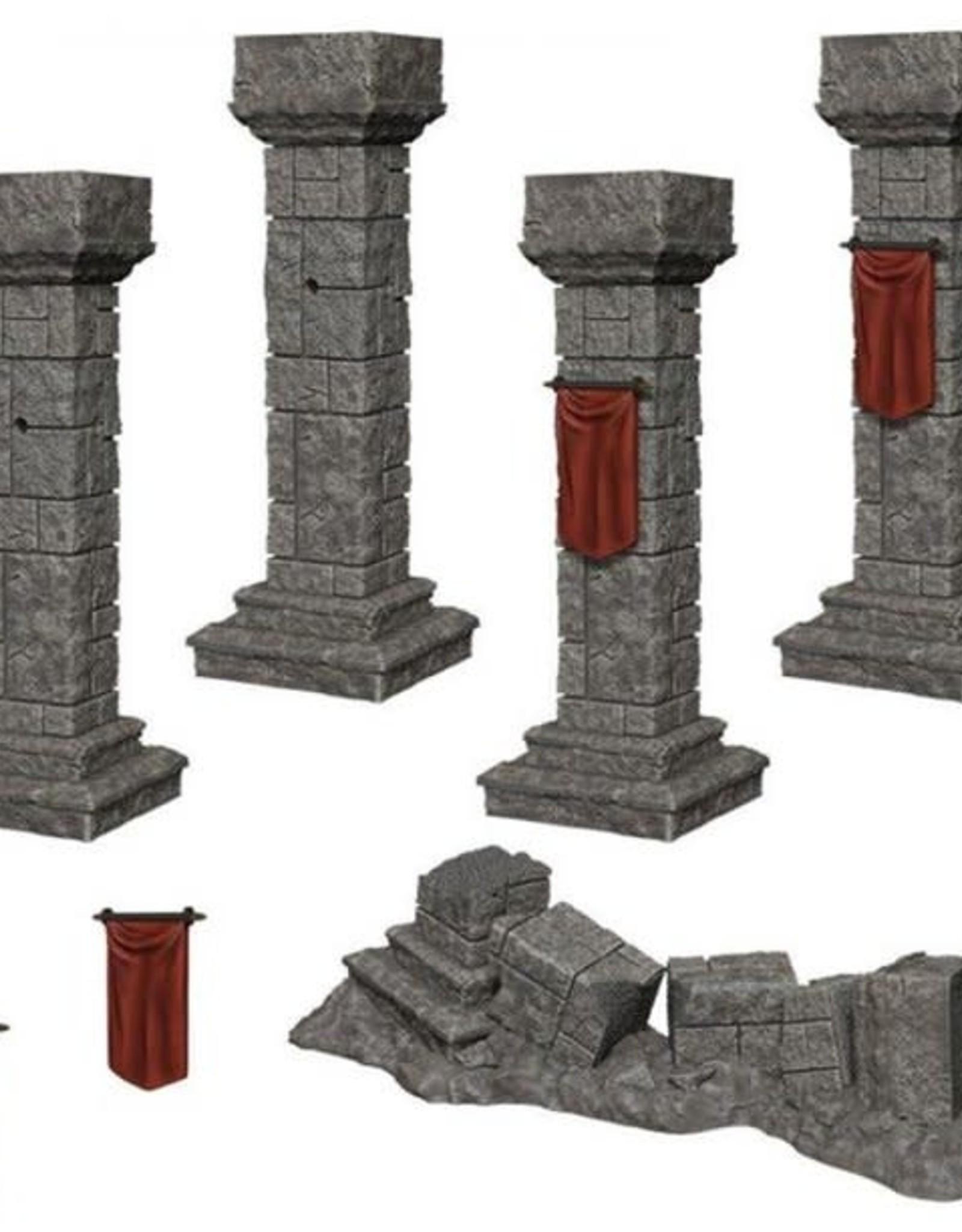 Nolzur's Marvelous Miniatures D&D D&D NMU - Pillars & Banners