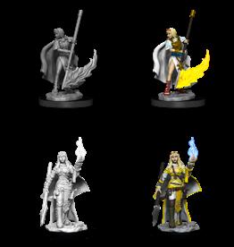 Nolzur's Marvelous Miniatures D&D D&D NMU - Female Human Oracle