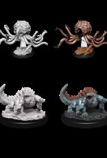 Nolzur's Marvelous Miniatures D&D D&D NMU - Basilisk & Grell