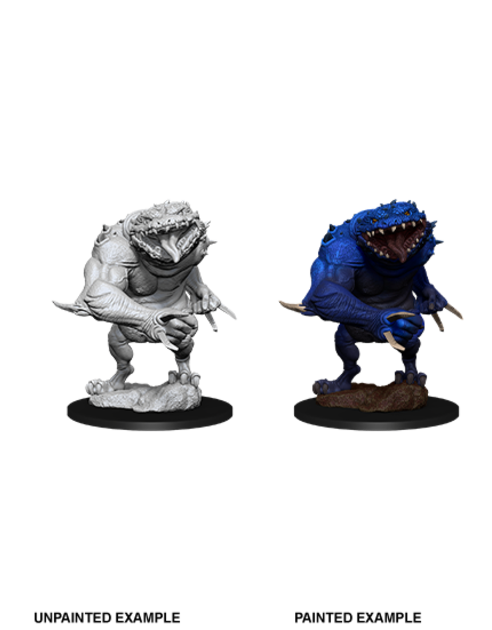 Nolzur's Marvelous Miniatures D&D D&D NMU - Blue Slaad