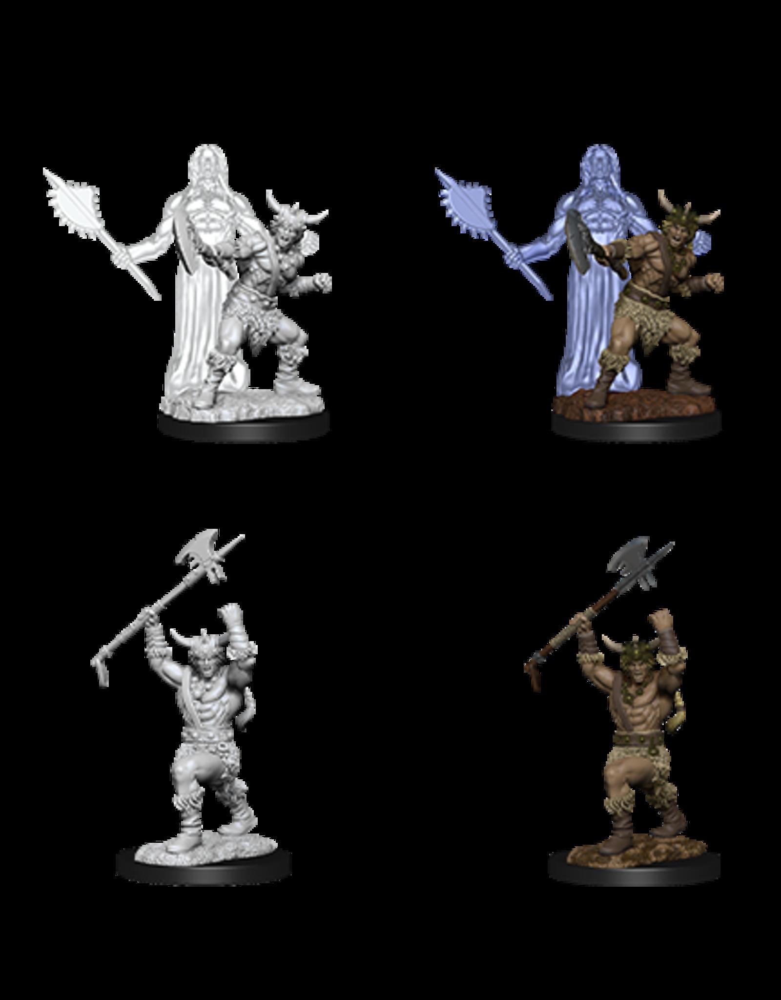 Nolzur's Marvelous Miniatures D&D D&D NMU - Male Human Barbarian