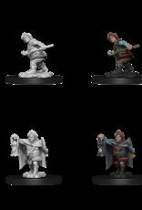 Nolzur's Marvelous Miniatures D&D D&D NMU - Halfling Male Rogue