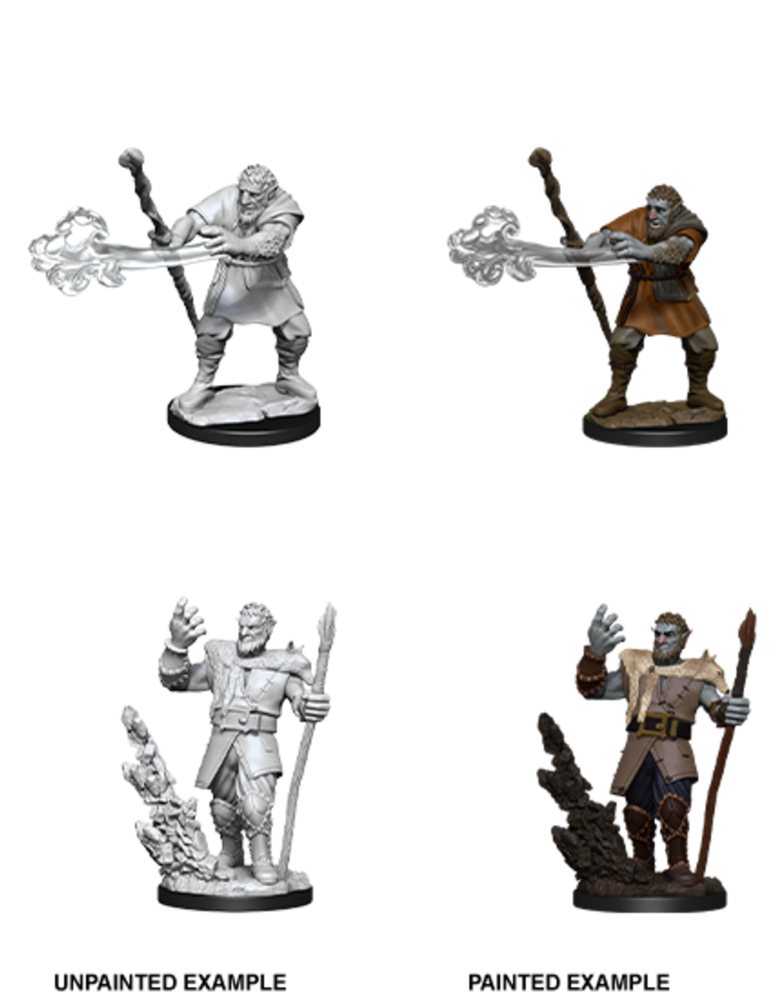 Nolzur's Marvelous Miniatures D&D D&D NMU - Firbolg