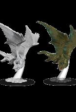 Nolzur's Marvelous Miniatures D&D D&D NMU - Young Bronze Dragon