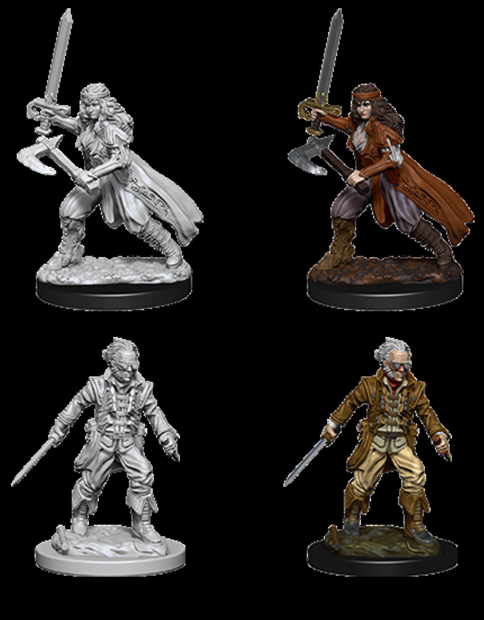 Nolzur's Marvelous Miniatures D&D D&D NMU - Vampire Hunters