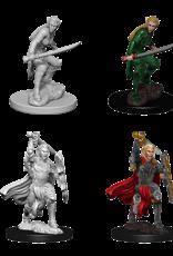 Nolzur's Marvelous Miniatures D&D D&D NMU - Female Elf Fighter