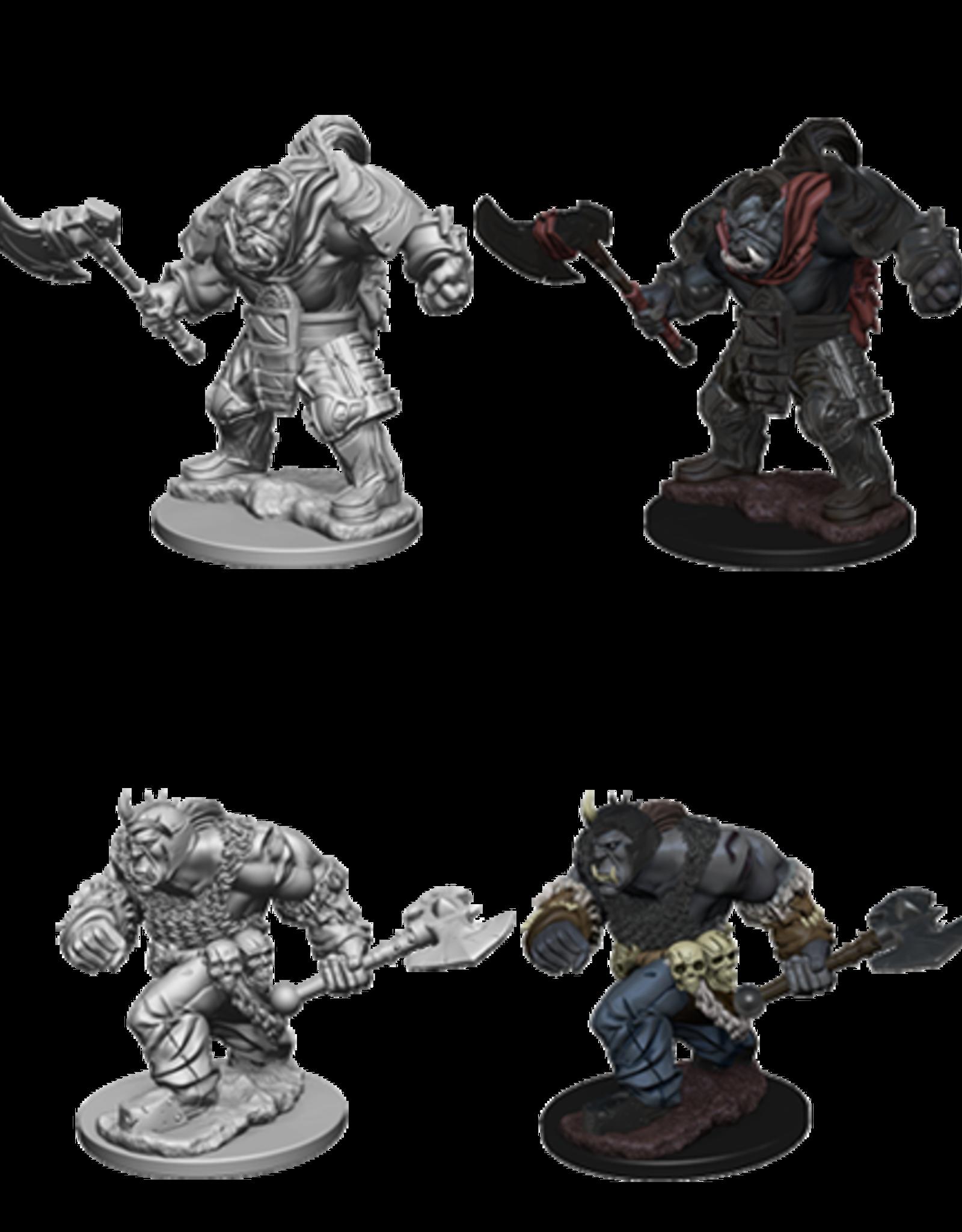 Dungeons & Dragons D&D NMU - Orcs