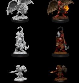 Nolzur's Marvelous Miniatures D&D D&D NMU - Kobold Inventor & Crew (W12)