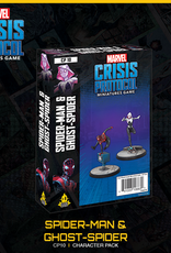 Crisis Protocol Spider-Man & Ghost-Spider  Character Pack