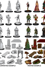 Nolzur's Marvelous Miniatures D&D D&D NMU - Royal Court (W12)