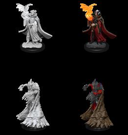 Nolzur's Marvelous Miniatures D&D D&D NMU - Cultist & Devil (W12)
