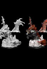 Nolzur's Marvelous Miniatures D&D D&D NMU - Nightmare Dragon (W12)