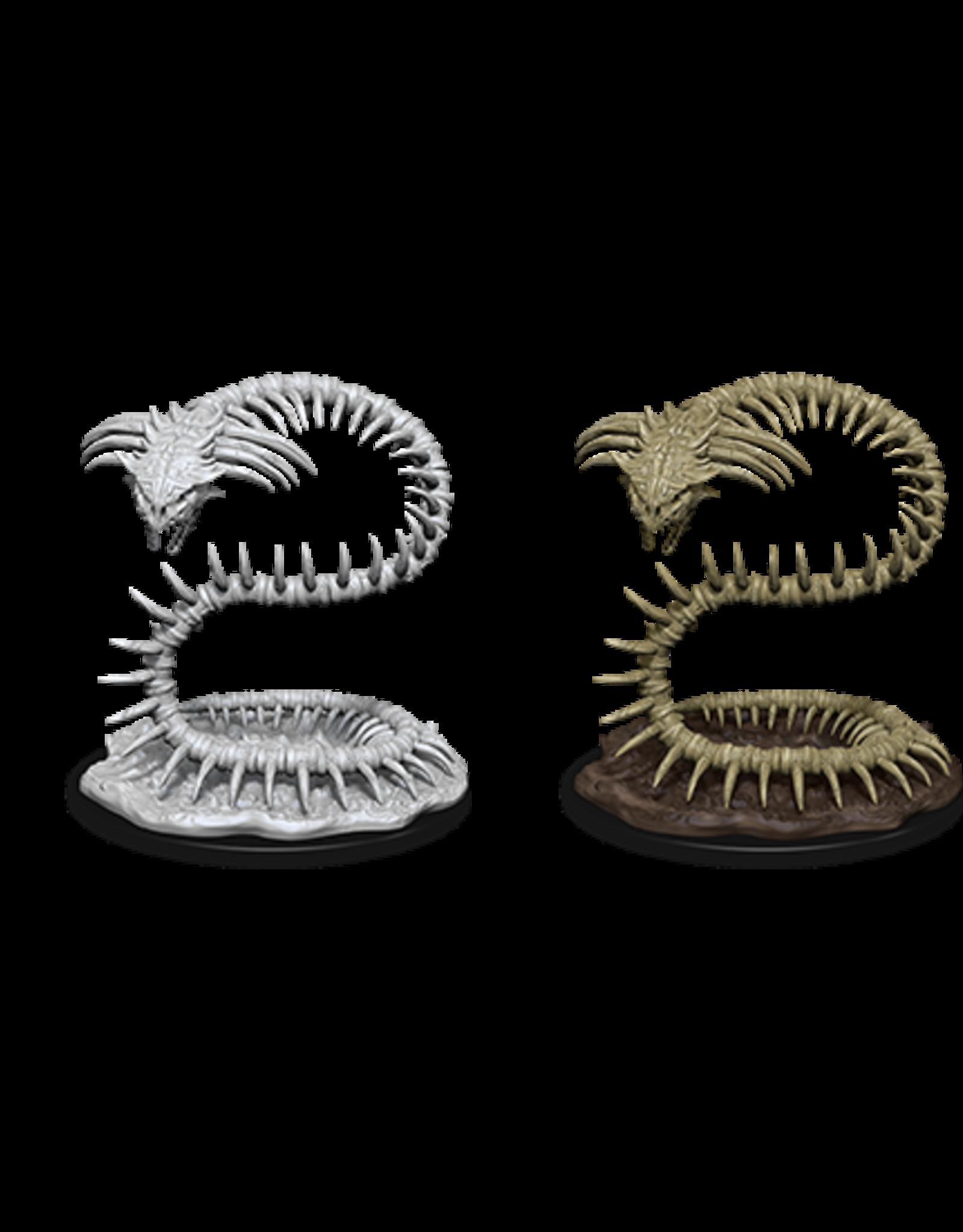 Nolzur's Marvelous Miniatures D&D D&D NMU - Bone Naga (W12)