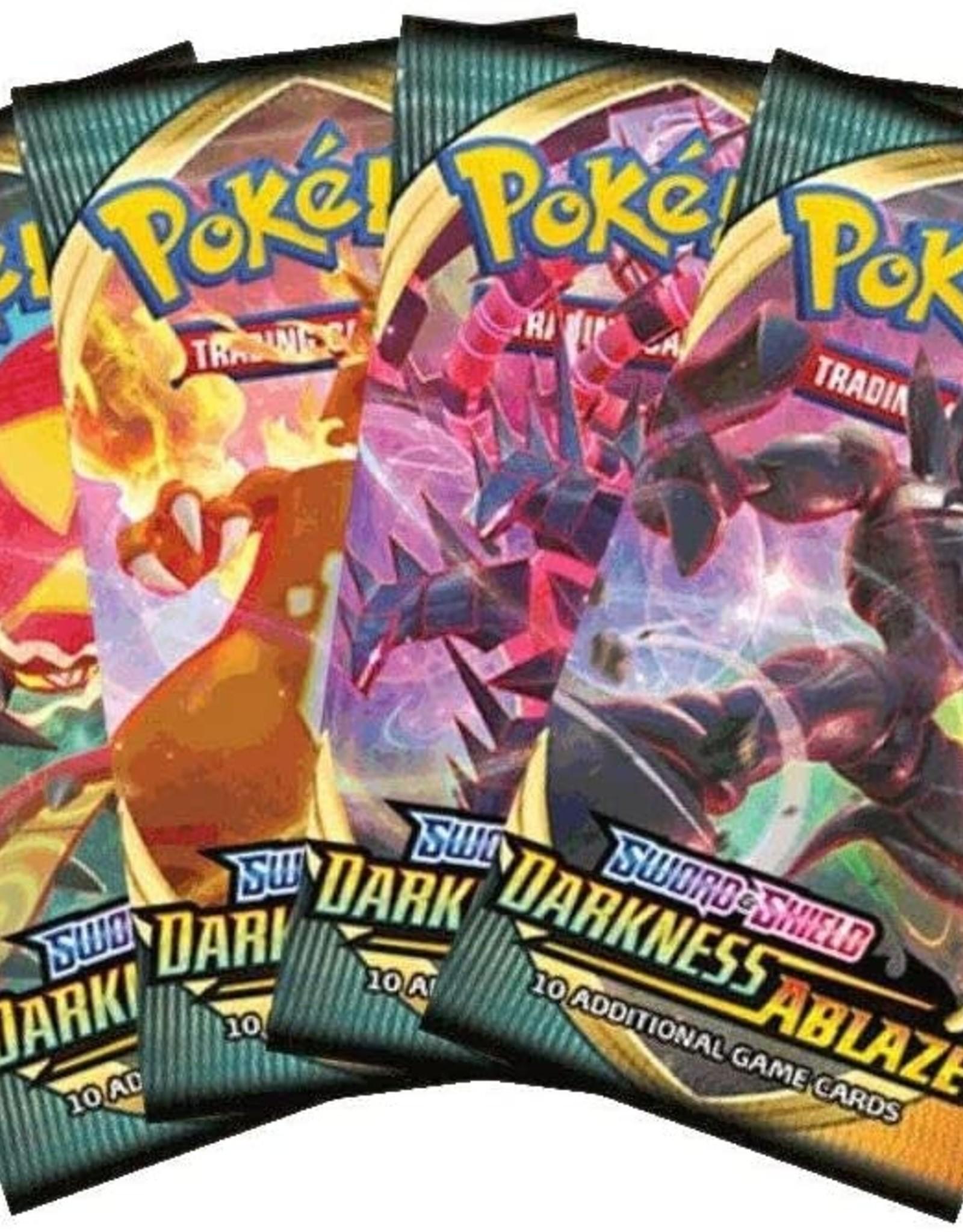 Pokemon Pokemon - Darkness Ablaze Single Booster (S&S3)