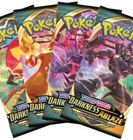 Pokemon Pokemon - Darkness Ablaze Single Booster (S&S3)
