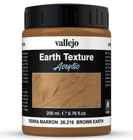 Vallejo Diorama Effects: Earth Texture - Brown Earth