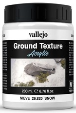 Vallejo Diorama Effects: Ground Texture Snow