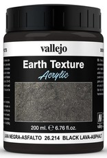 Vallejo Diorama Effects: Earth Texture - Black Lava/Asphalt