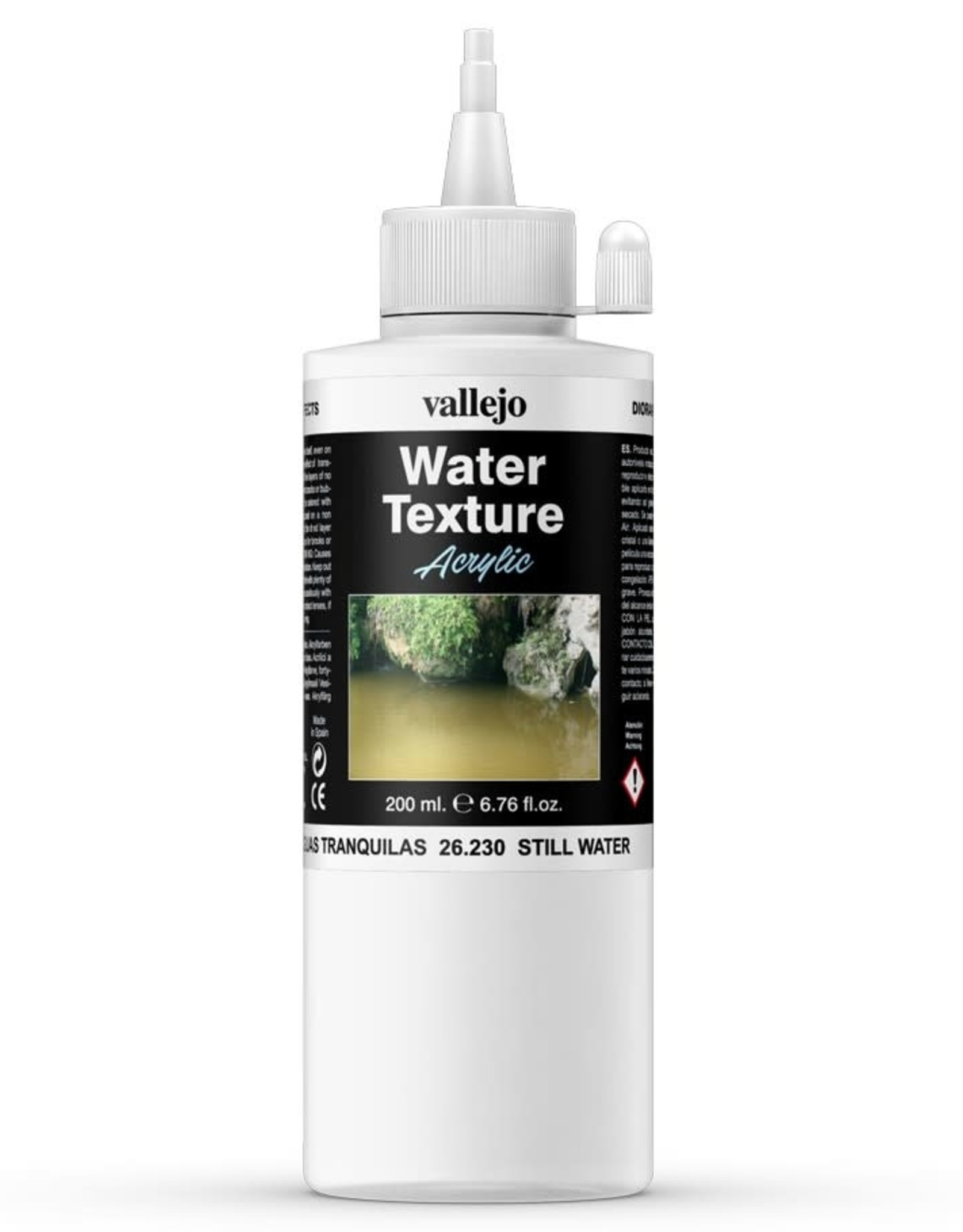 Vallejo Diorama Effects: Water Texture - Still Waters