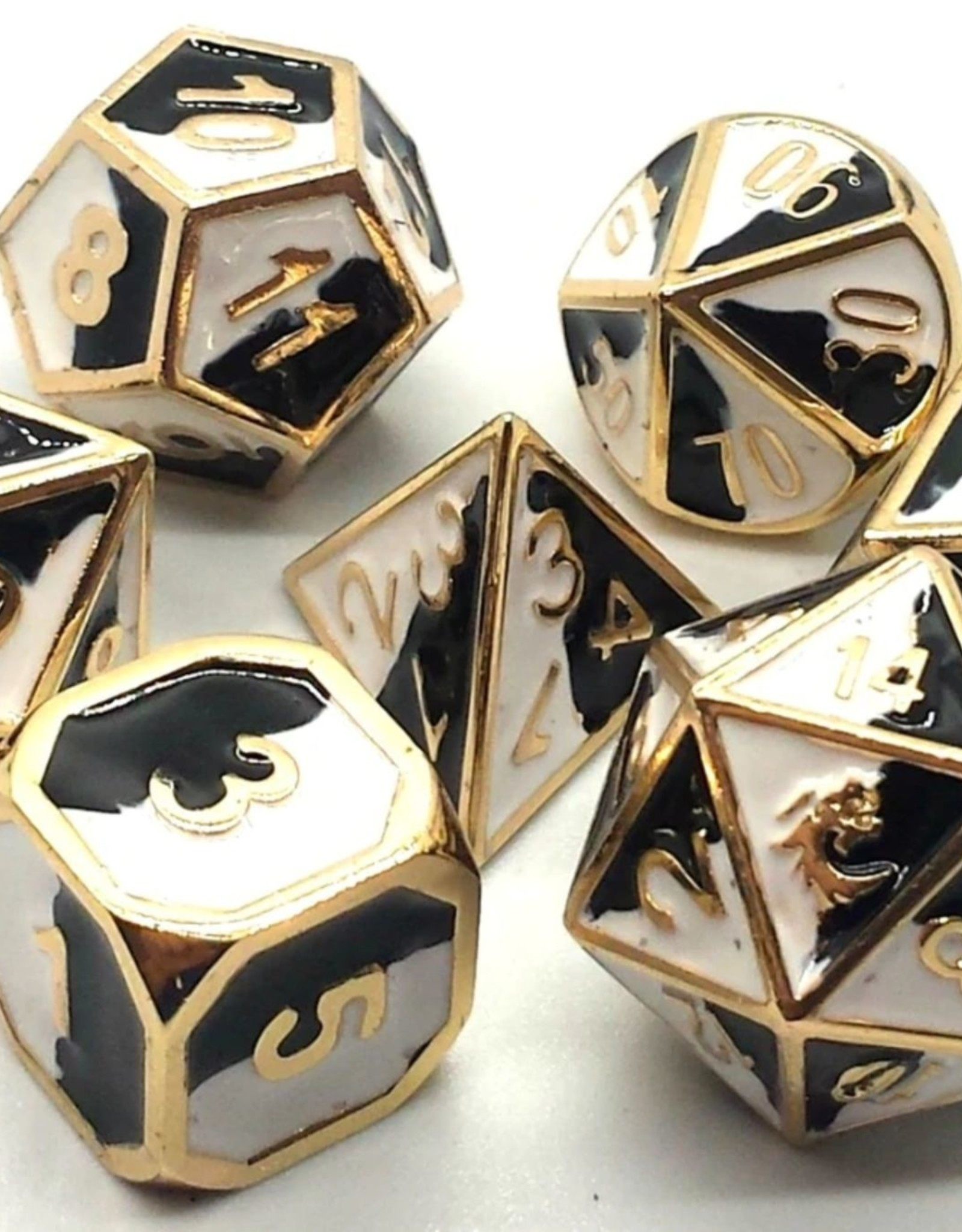 Dragon Forged Dragon Forged Black/White w/gold