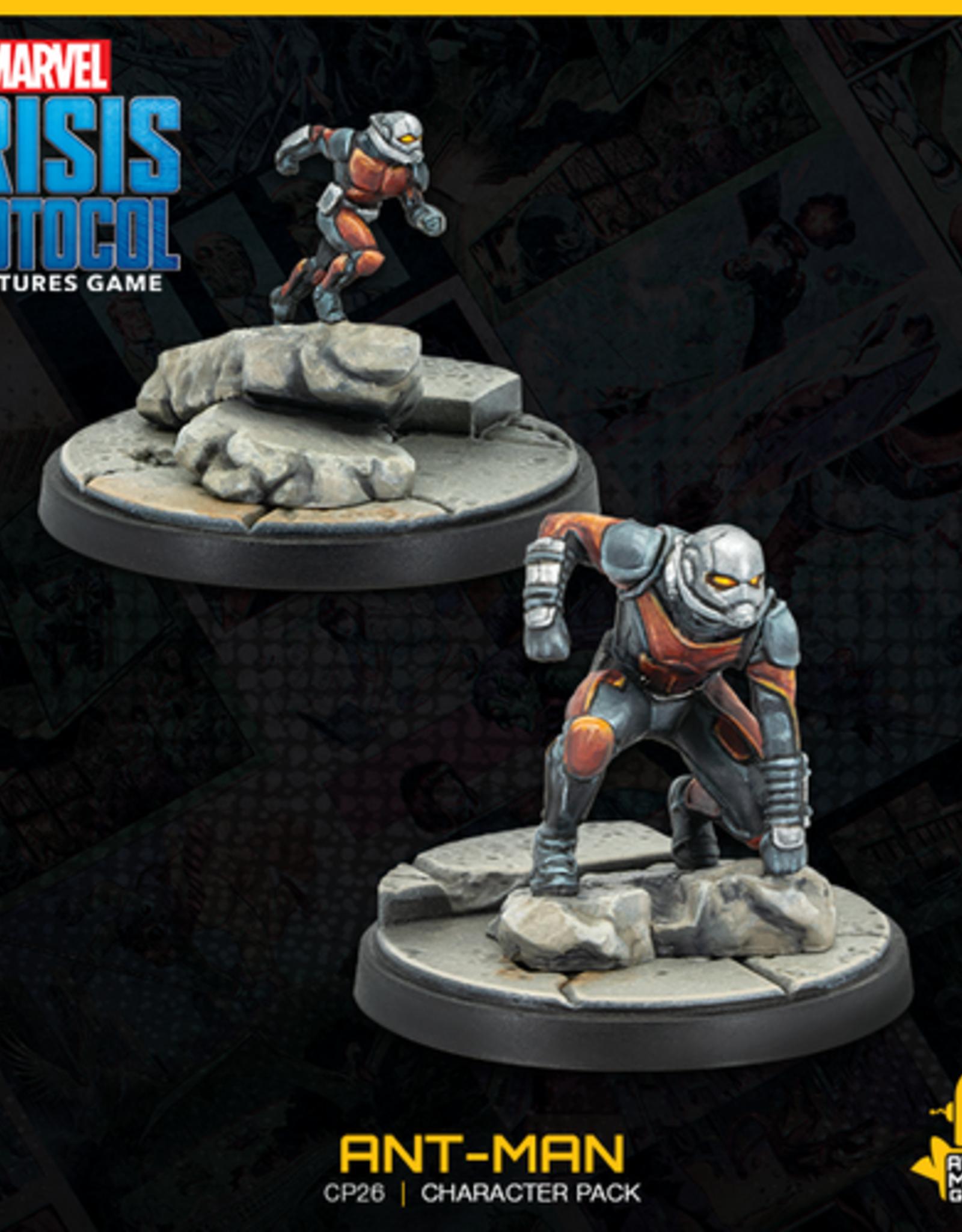 Crisis Protocol Ant-Man & Wasp
