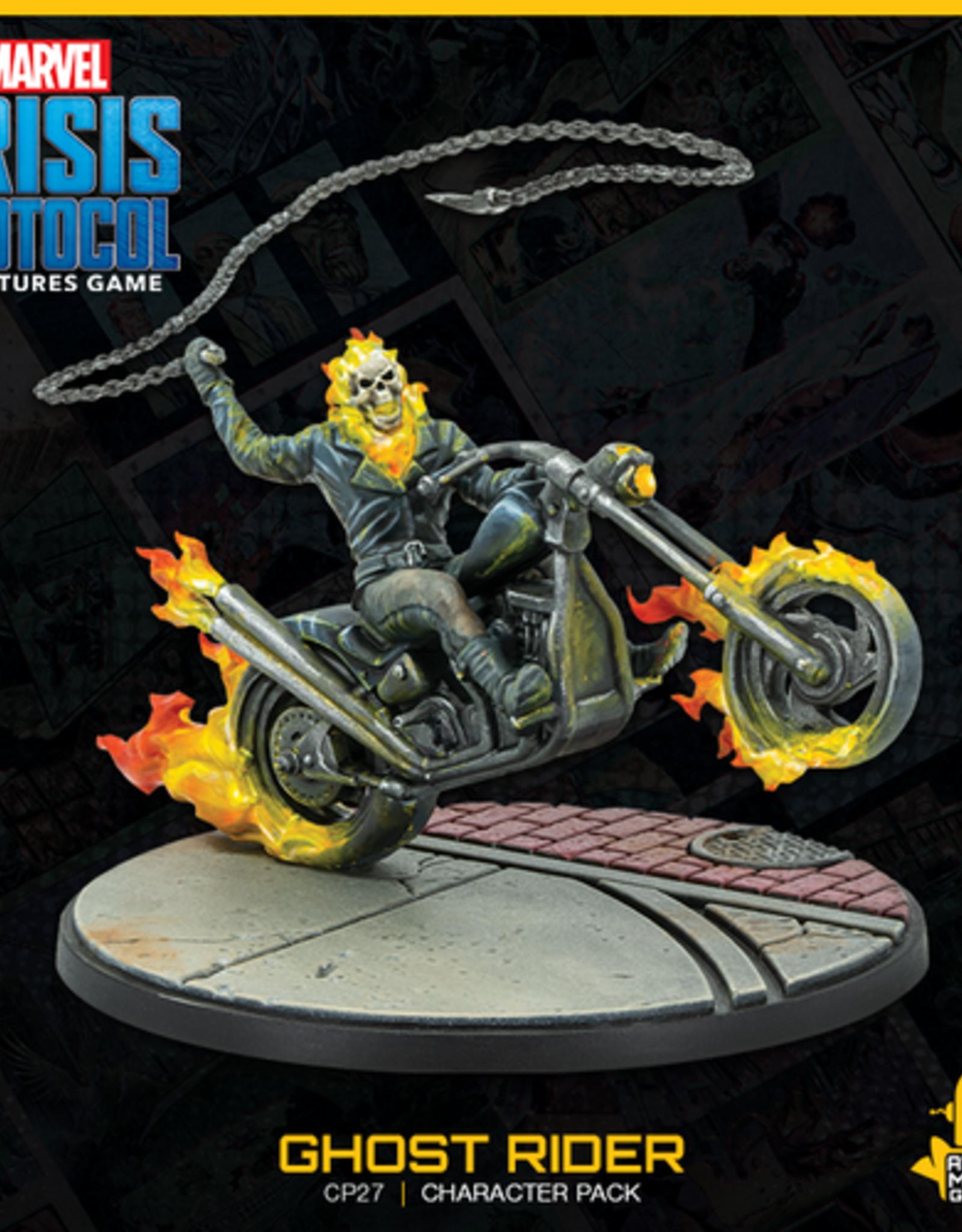 Crisis Protocol Ghost Rider
