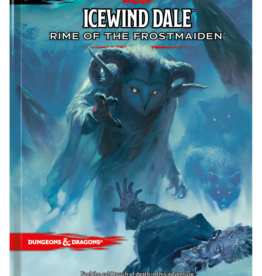 Dungeons & Dragons D&D 5th: Icewind Dale