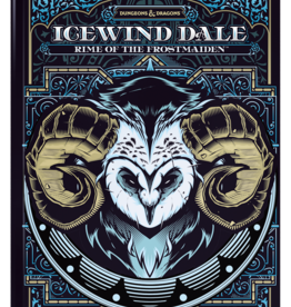 Dungeons & Dragons D&D 5th: Icewind Dale Alternate Art