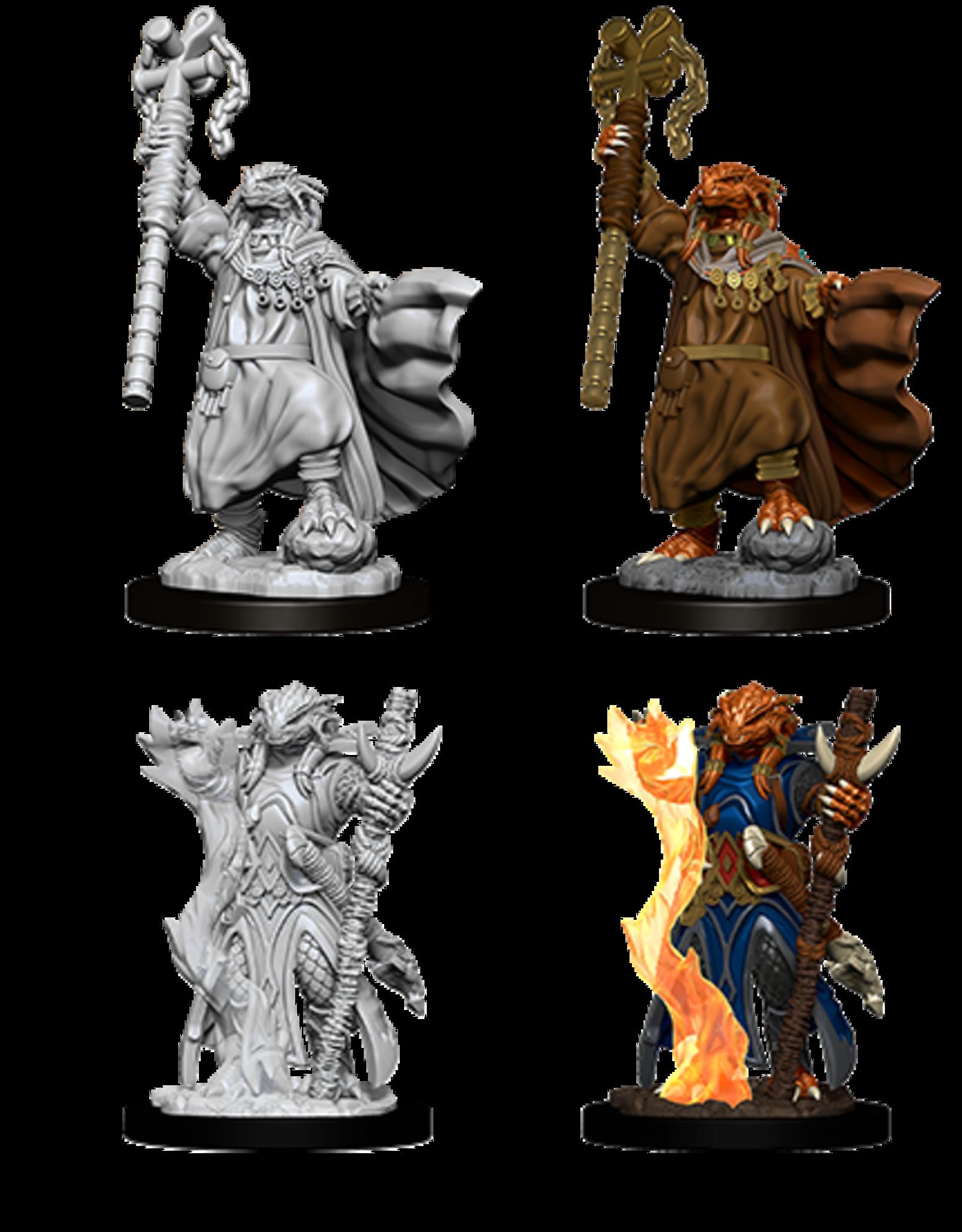 Nolzur's Marvelous Miniatures D&D D&D NMU - Female Dragonborn Sorcerer
