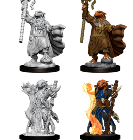 Nolzur's Marvelous Miniatures D&D D&D NMU - Female Dragonborn Sorcerer