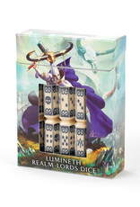 Age of Sigmar Lumineth Realm Lords Dice