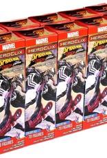 Hero Clix Spiderman & Venom Absolute Carnage Brick