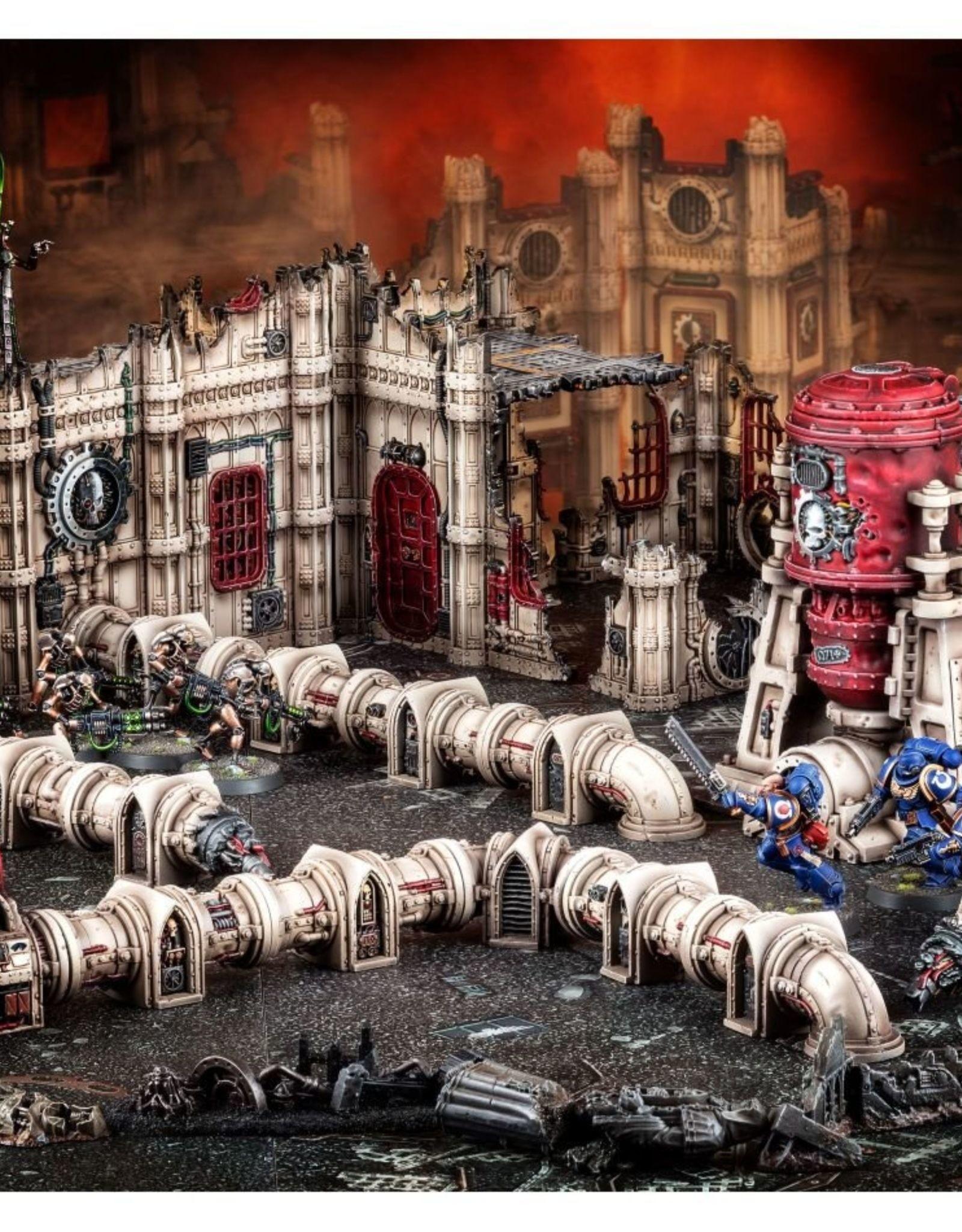 Warhammer 40k Battlezone: Vertigus