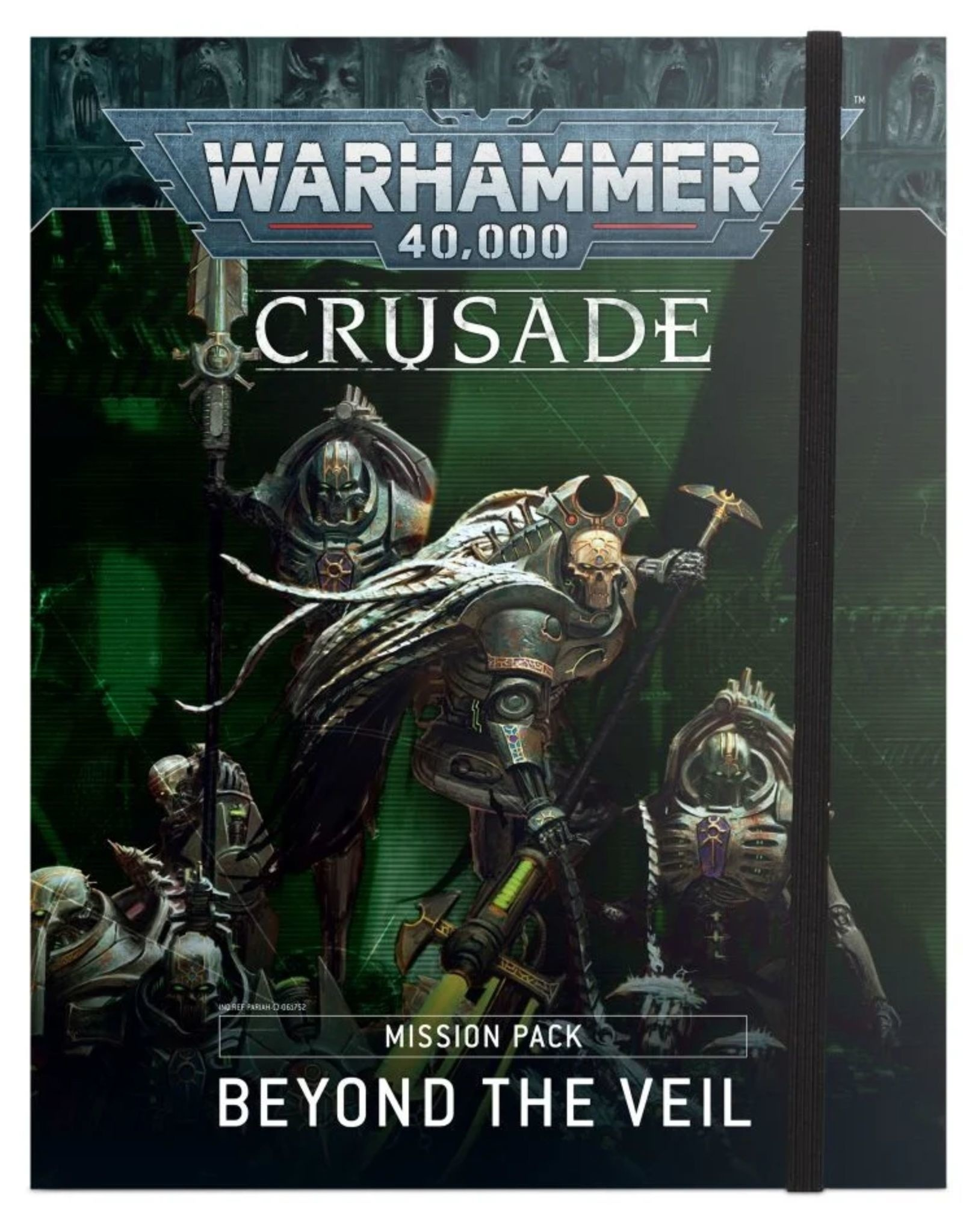 Warhammer 40k Mission Pack: Beyond the Veil