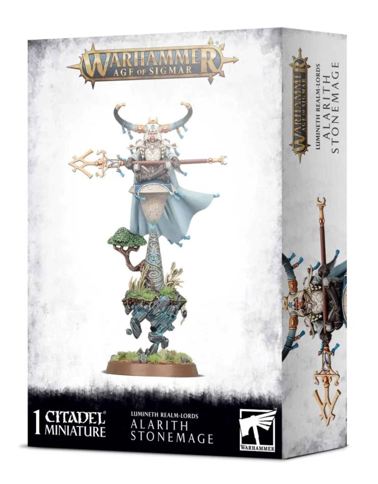 Age of Sigmar Alarith Stonemage