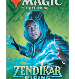 Magic the Gathering Zendikar Rising Single Booster