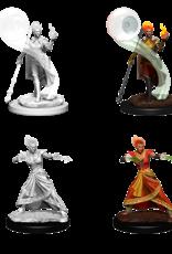 Dungeons & Dragons D&D NMU - Fire Genazi Wizard