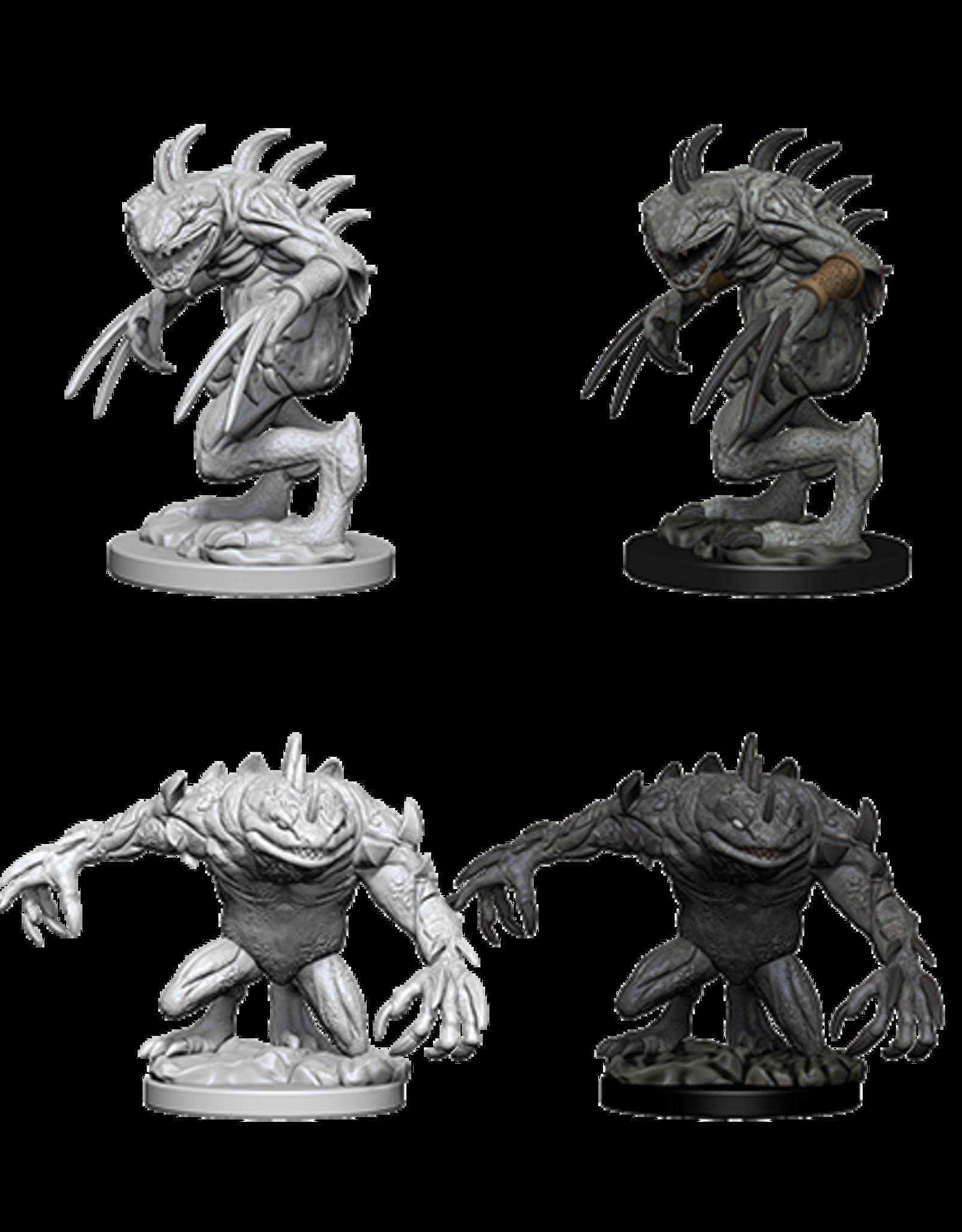 Dungeons & Dragons D&D NMU - Grey/Death Slaad (W5)